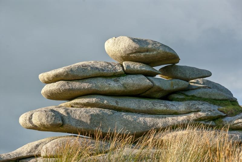 Minion Stones, Bodmin Moor